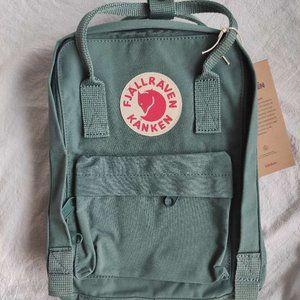 Fjallraven Kanken Classic Mini Backpack Green
